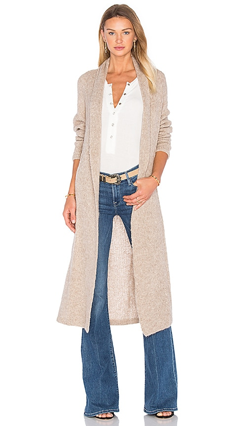 Yambara Long Cardigan