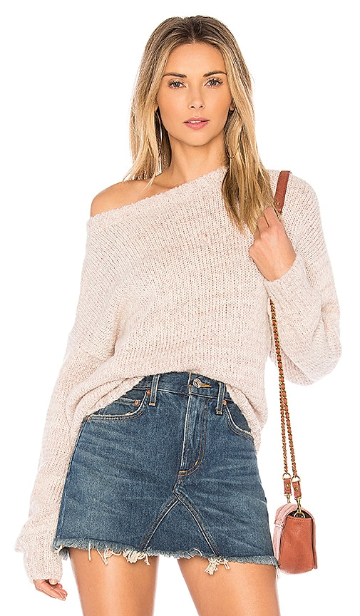 AYNI Tabago Sweater in Blush