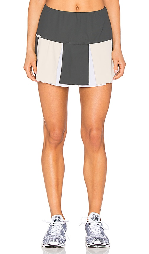 B3.0 B Active Tennis Skort in Gray