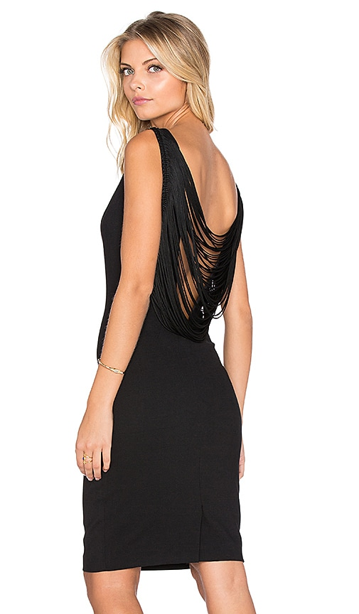 ba&sh Clapton Dress in Black