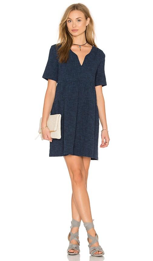 ba&sh Brune Dress in Blue