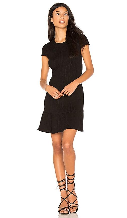 ba&sh Lena Dress in Black