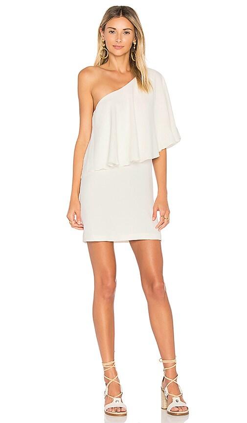 ba&sh Joya Dress in Ivory
