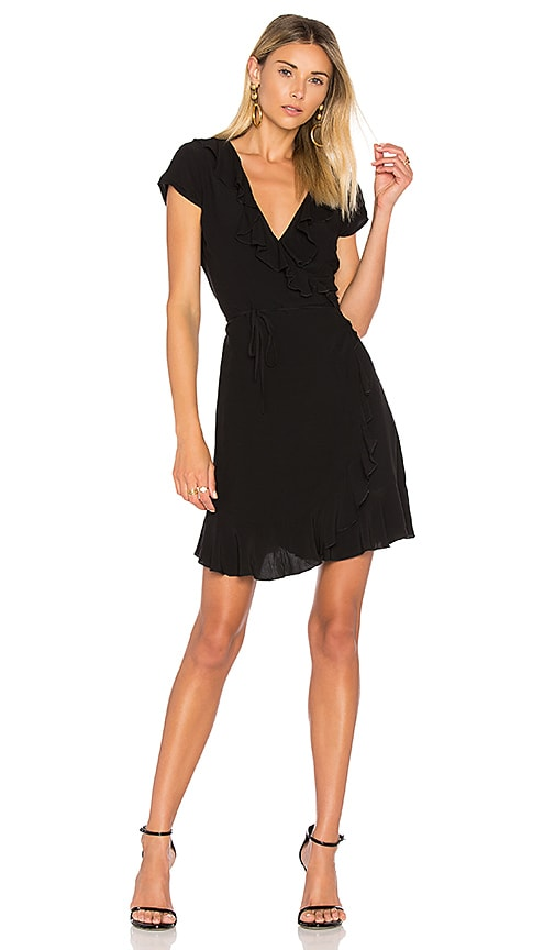 ba&sh Lao Dress in Black