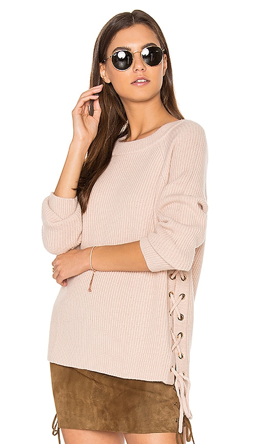 ba&sh Minus Sweater in Beige