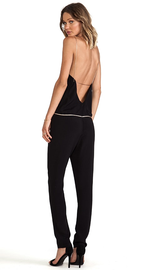 Poole Open Back Jumpsuit