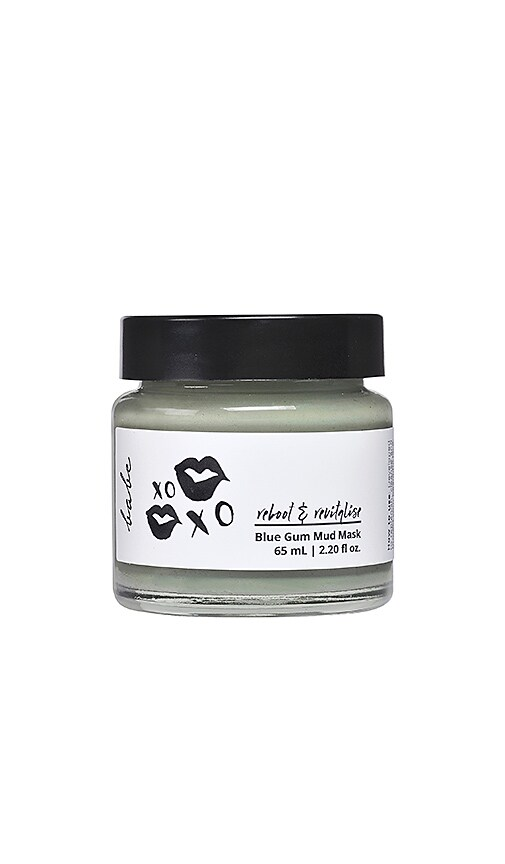 BABE Blue Gum Mud Mask in Beauty: Na