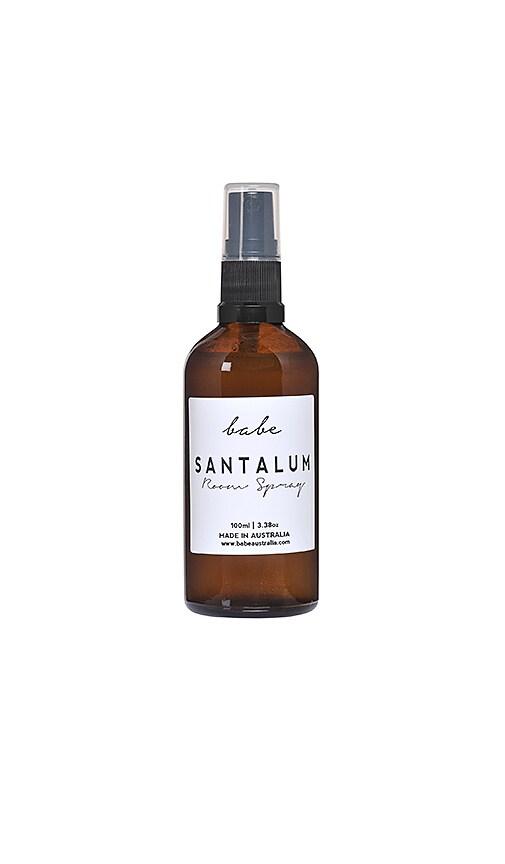BABE Room Spray in Beauty: Na