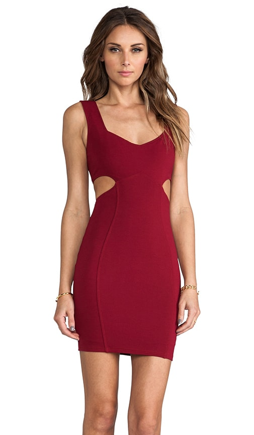 Alexandria Cut Out Dress
