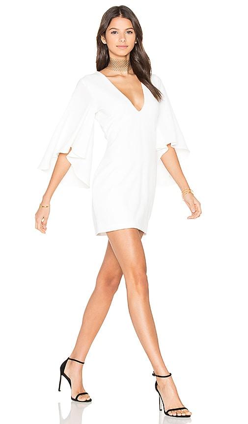 Backstage Kaelyn Dress in Ivory