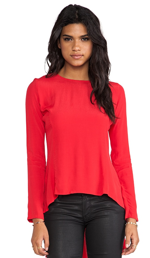 Long Sleeve Express Yourself Top