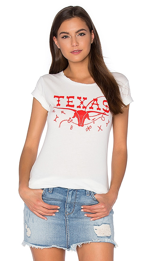 BANDIT BRAND Texas Tee in White
