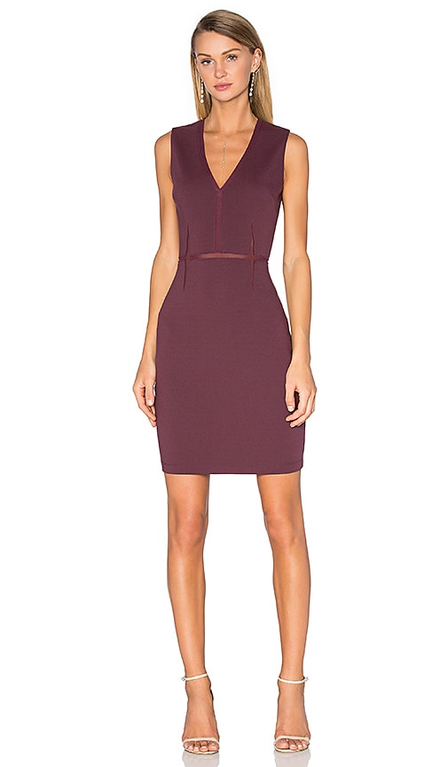 Bailey 44 Real Deal Dress in Wine