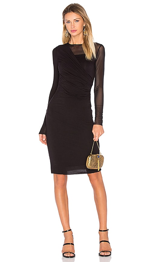 Bailey 44 Rebellious Dress in Black