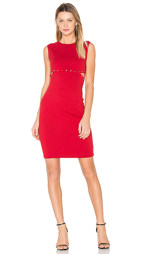 Bailey 44 Daft Dress in Red