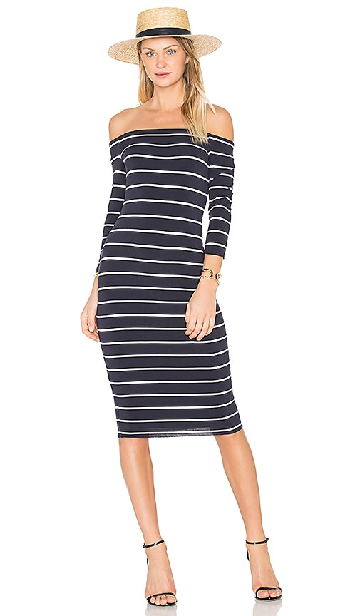 Bailey 44 Galley Down Dress in Blue