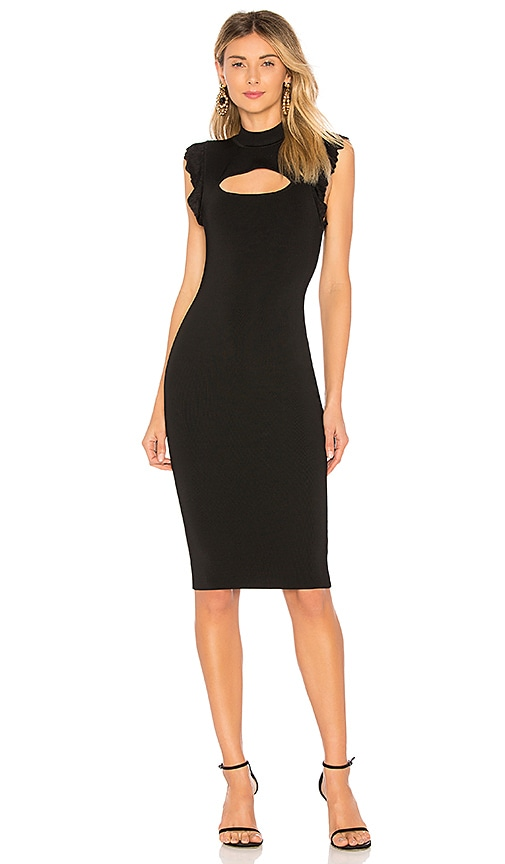 Bailey 44 Bewitched Dress in Black