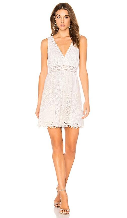 Bailey 44 City Slicker Dress in White