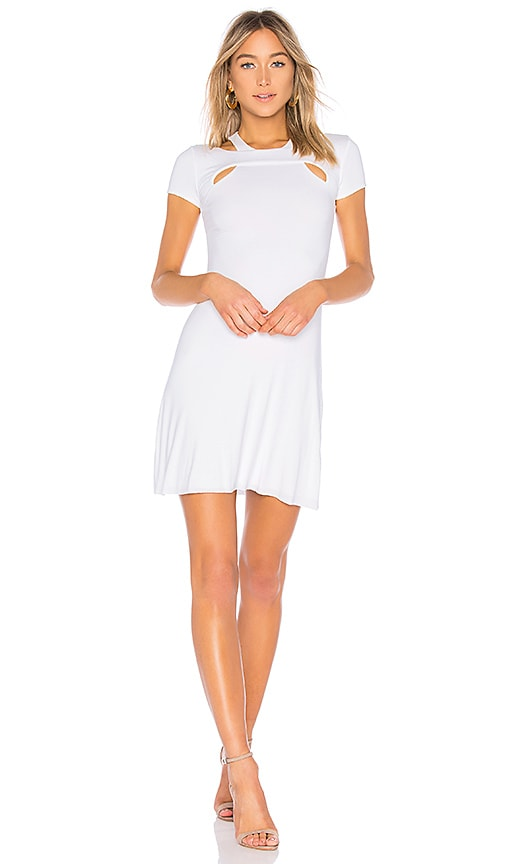 Bailey 44 Daylily Dress in White