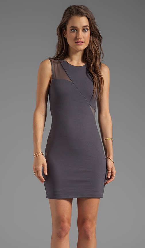 Domain Body Con Dress