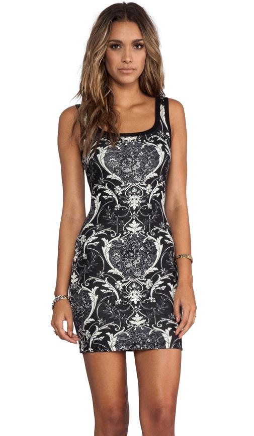 Twisted Heart Tank Dress