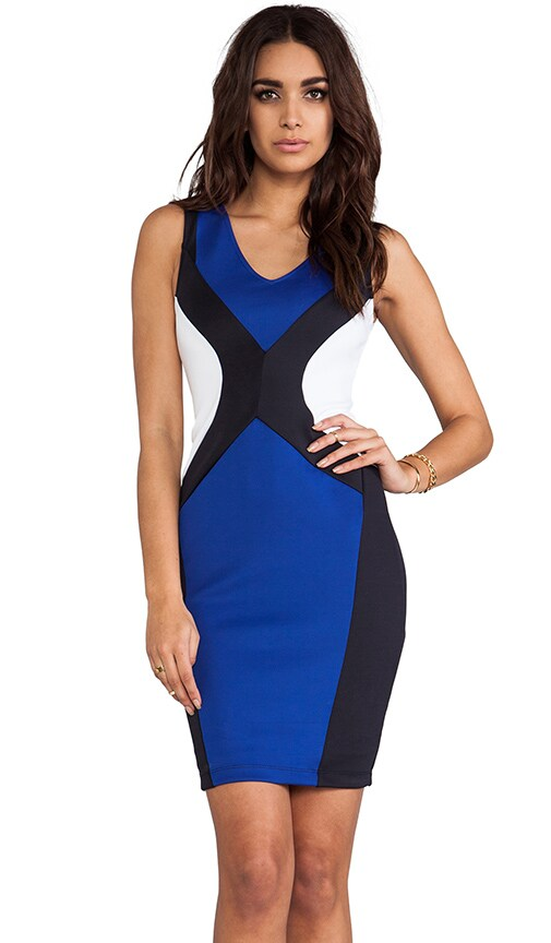 Split Decision Dress