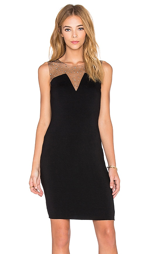 Bailey 44 Garland Dress in Black