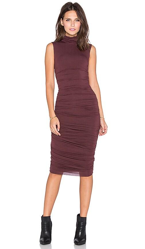 Bailey 44 Ludlow Dress in Merlot