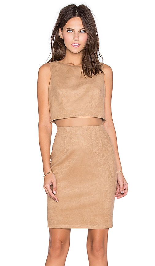 Bailey 44 Perry Dress in Camel