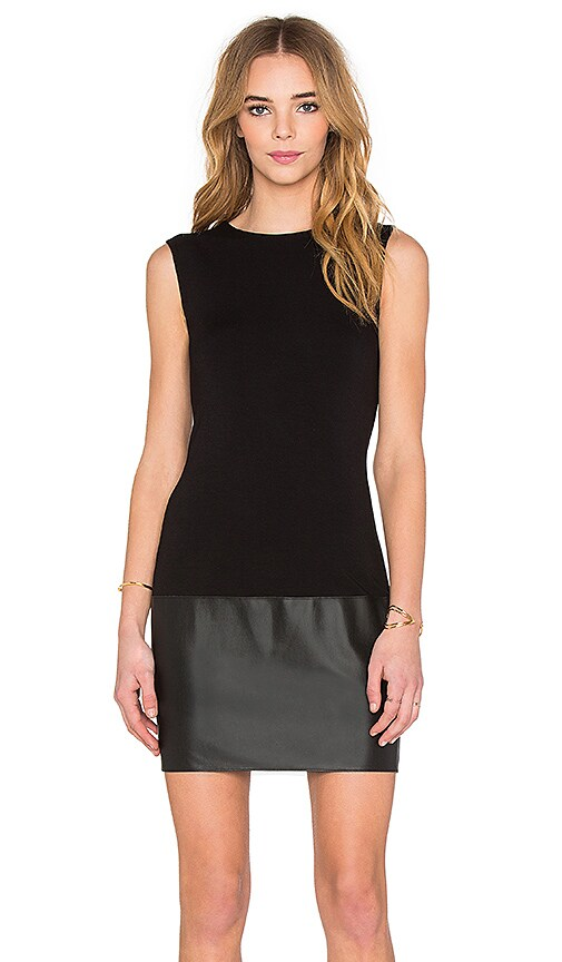 Bailey 44 Sleeveless Sedgwick Dress in Black