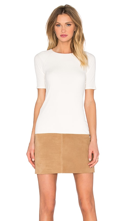 Bailey 44 Stone Desert Dress in Cream & Camel