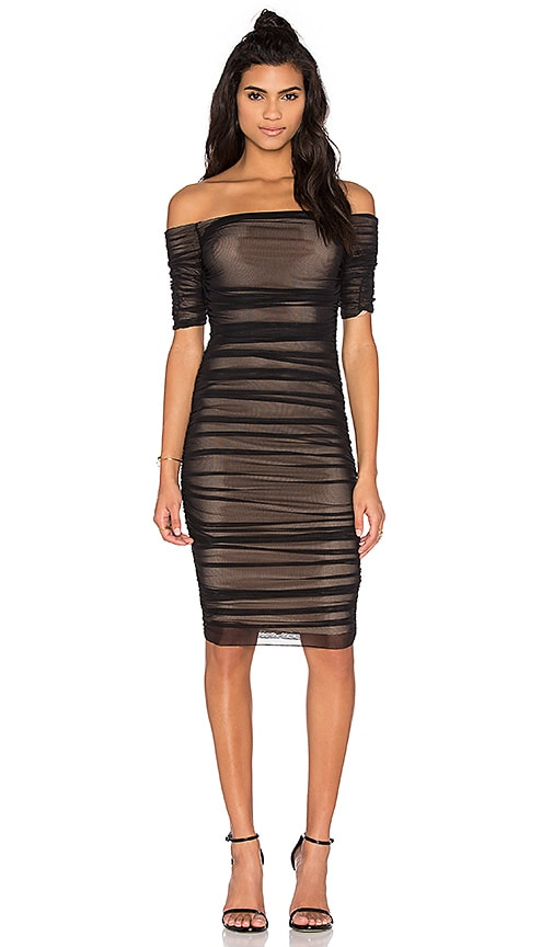 Bailey 44 Yerba Mansa Dress in Black