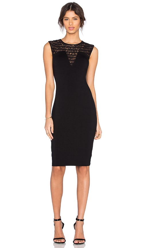 Bailey 44 Standen Dress in Black