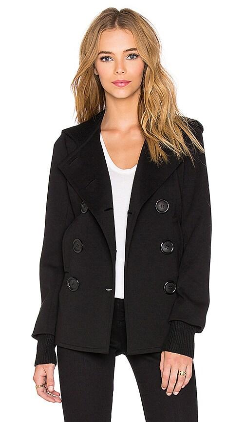 Bailey 44 Congo Coat in Black