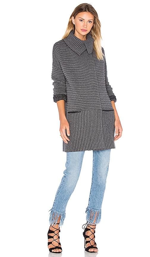Bailey 44 Cornell Sweater Coat in Gray