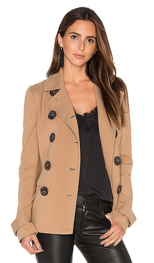 Bailey 44 Coven Jacket in Tan