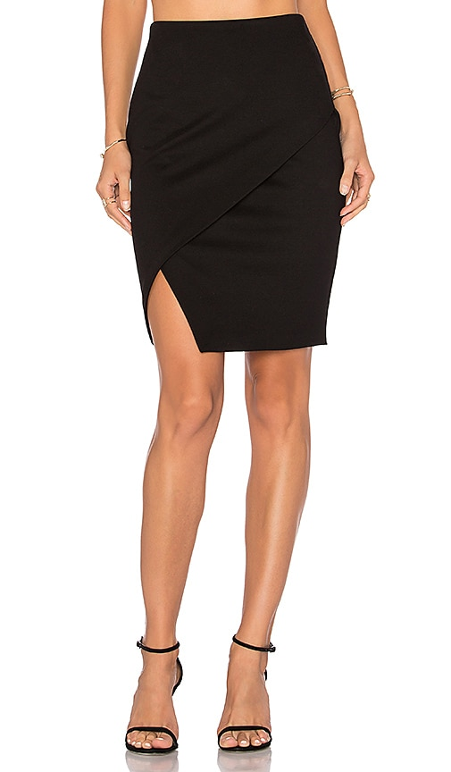 Bailey 44 Wallace Skirt in Black