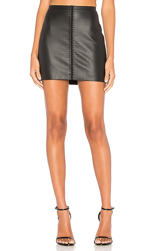 Bailey 44 7 Mile Beach Skirt in Black