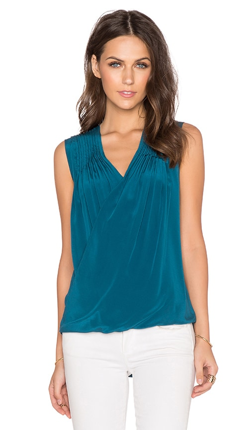 Bailey 44 Fawcett Top in Teal