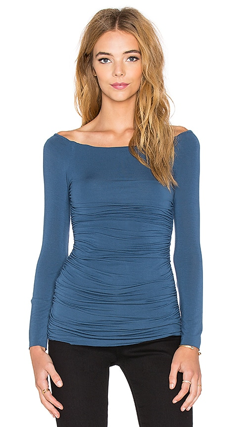 Bailey 44 Melody of Spring Top in Blue