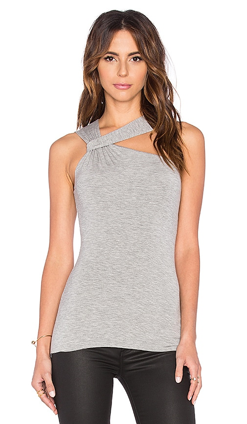 Bailey 44 Ares Top in Heather Grey