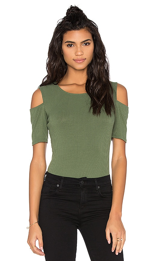 Bailey 44 Pafan Top in Olive