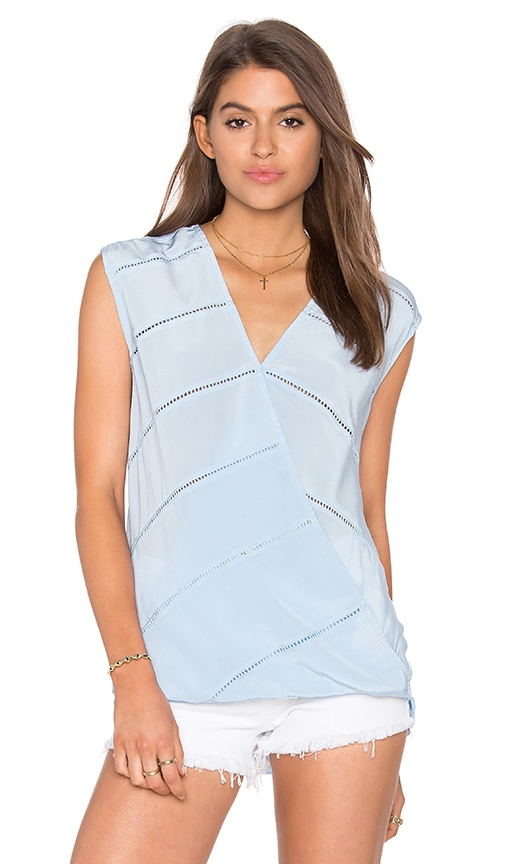 Bailey 44 Hot Springs Top in Blue