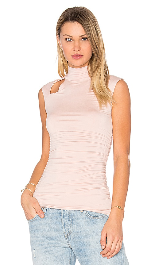 Bailey 44 Stephanie Top in Blush