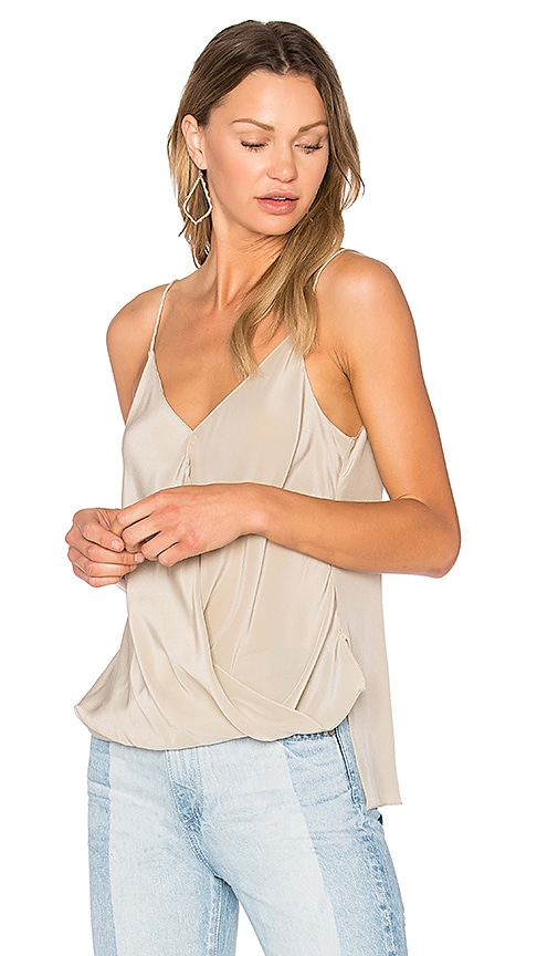 Bailey 44 Falafel Top in Beige