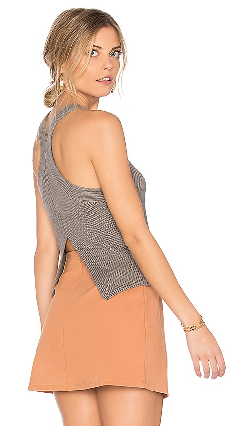 Steeplechase Sweater Tank