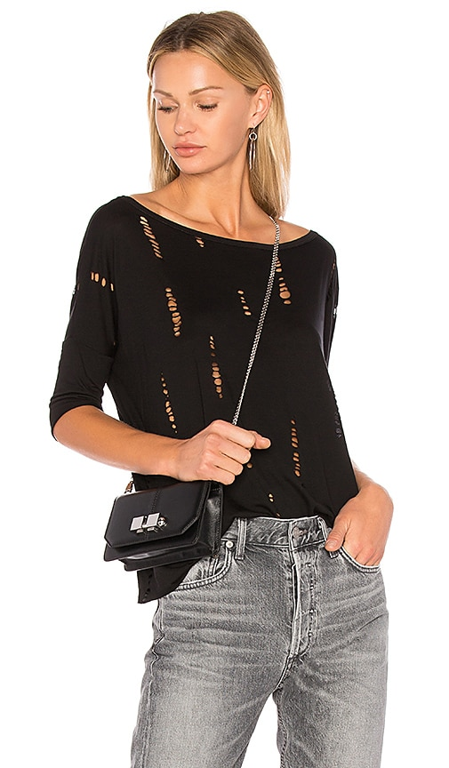 Bailey 44 Mondo Top in Black