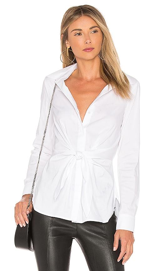 Bailey 44 Shinto Shirt in White
