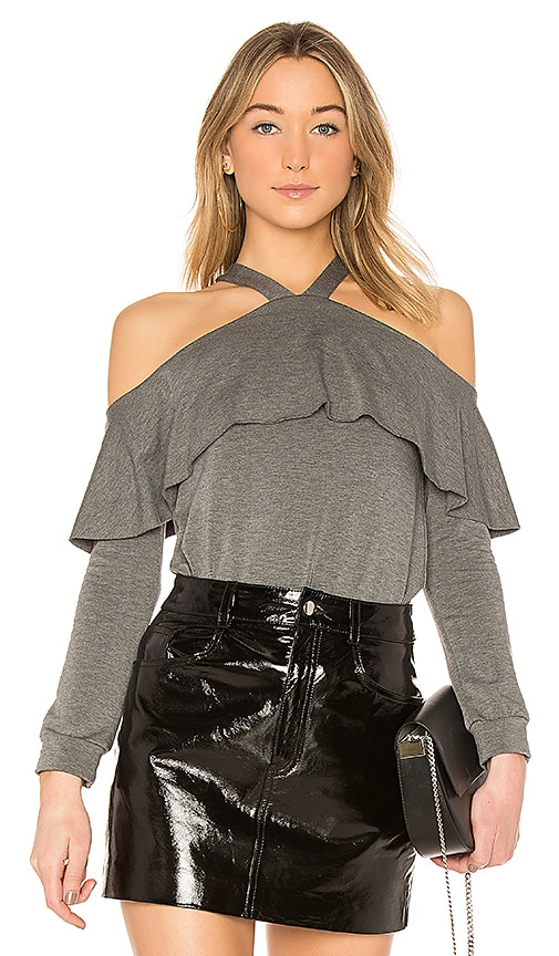 Bailey 44 Window Shop Top in Gray