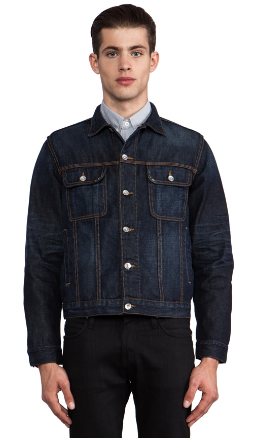 The Aaron Denim Jacket